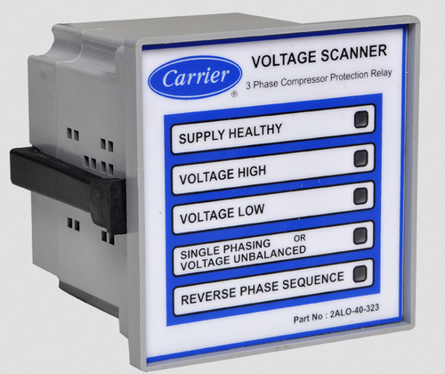 Three Phase Voltage Scanner And Protection Devices | ID