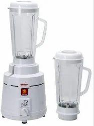 White 1.5 Hp Electrosun Commercial Juicer Mixer