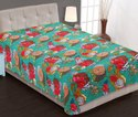 Ikat Twin Homemade Kantha Bedspreads
