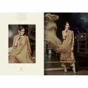 Cotton Lace Work Designer Pakistani Suit