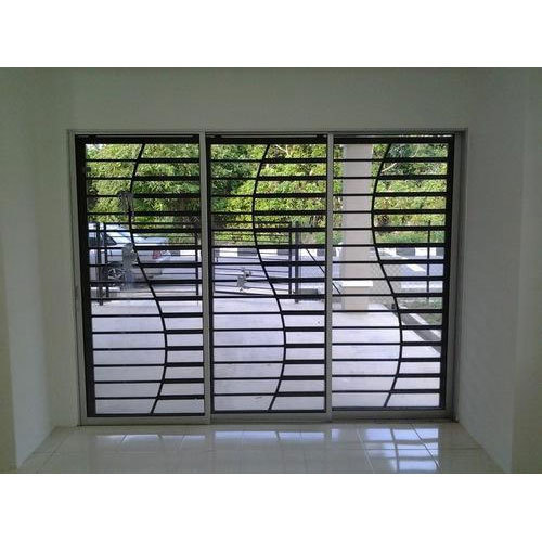 Designer window grill at rs sq metal grills azad