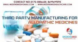 Pharmaceutical Third Party Manufacturing in Alipurduar