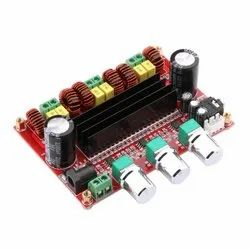 Digital TPA3116D2 2.1 HIFI subwoofer amplifier board 50w 50w 100w Digital Audio Amplifier