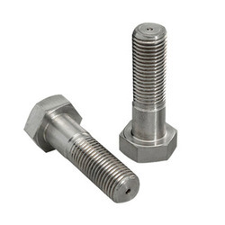 MS Half Threaded Bolt