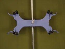 CLB-181C Double Burette Clamp