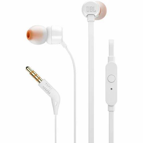 16ebffb62d7 Jbl T110 In-ear Wired Earphones With Mic, Jbl Wireless Earbuds ...