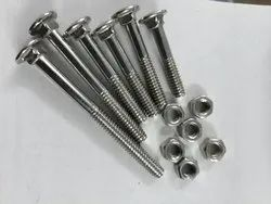 Hastelloy Carriage Bolts