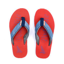 Red Diabetic Flip Flop Slipper, Size: 4-12