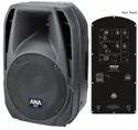 ABA-5000 Bi-Amp PA Active Loudspeakers