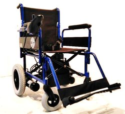 Rear Wheel Drive Motorized Wheelchair