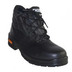Tiger Leopard Steel Toe Safety Shoes