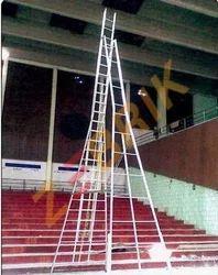 Aluminium Railing Ladders