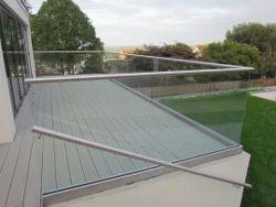 Postless Glass Railing