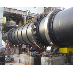 Direct Fired Rotary Dryer