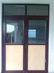 Samruddhi Aluminium Aluminum Glass Door