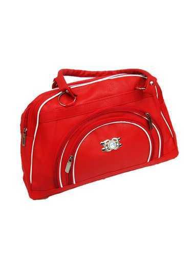 f41fe8049dfd PU Red Designer Handbag, Rs 145 /piece, HumarKART   ID: 20375788591