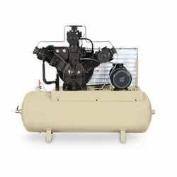 Non Lubricated Air Cooled Compressors