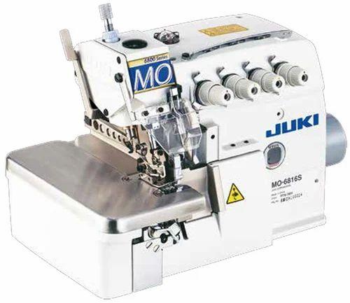Jack Automatic Overlock Sewing Machine, Rs 22000 /piece Kanwal Machine House | ID: 7297447555
