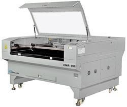 CO2 Laser Cutting Machine, Model: CMA-960