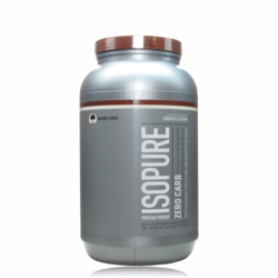 Isopure Cookies Powder for Boost Energy