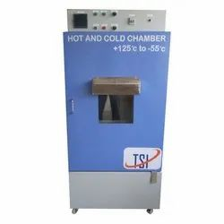 Hot and Cold Temperature Chamber