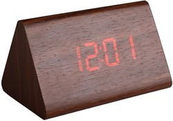 Office Wooden Desktop Clock
