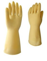 Electrical Rubber Gloves At Best Price In India