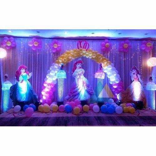 Barbie Theme Birthday Decoration Service