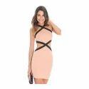 Ladies Lycra Mini Dress