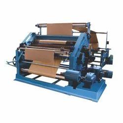 Oblique Corrugation Machine