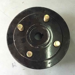 Cast Iron E Rickshaw Brake Drum
