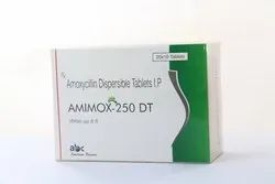 AMIMOX 250 DT Tablets