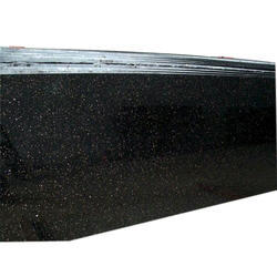Black Golden Galaxy Granite, 5-10 Mm And 15-20 Mm