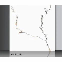 White Nil Blue Tiles, Size: 600 x 600mm