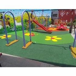 Kids Playground Flooring