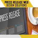 Press Release Web Design Solutions