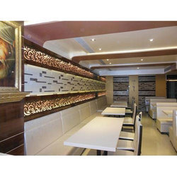 Food Restaurant Interior Designing Services