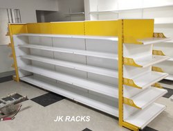 Super Market End Cap Shelving