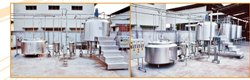 Carbonated Soda Soft Drink Plant