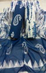 Katha Work Cotton Suit