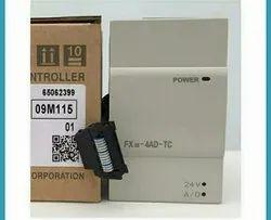AD Card FX2N 4AD-TC Mitsubishi