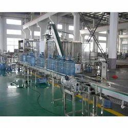 90 BPM Water Bottling Plant