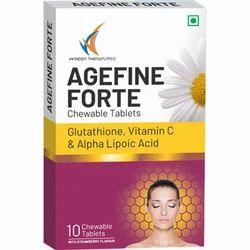 Glutathione Vitamin C & Alpha Lipoic Acid