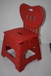 Plastic Folding Kids Chair