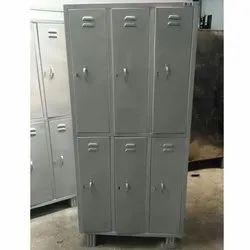 6 Drawer Staff Locker