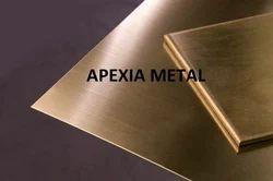 Brass Plate