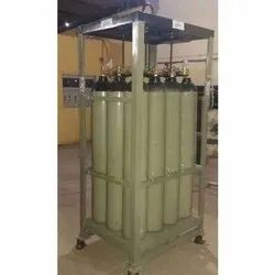 Gas Cylinder Vertical Quad