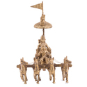 Arjun Rath In Brass For Home