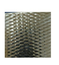 Stainless Steel Texture Design Embossed Sheets