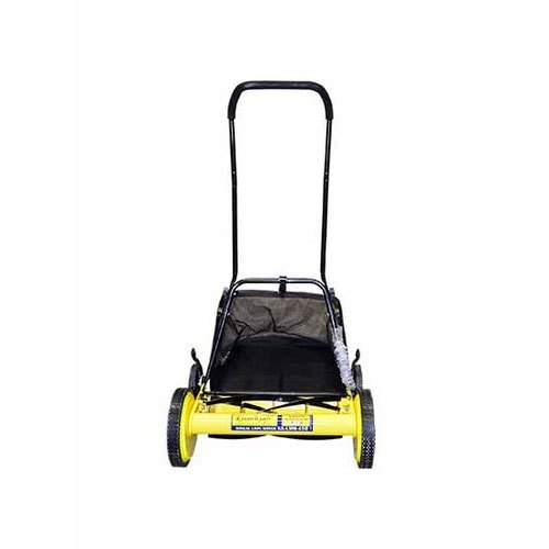 Yellow Grass Lawn Mower manual, 14 Inch, 40mm